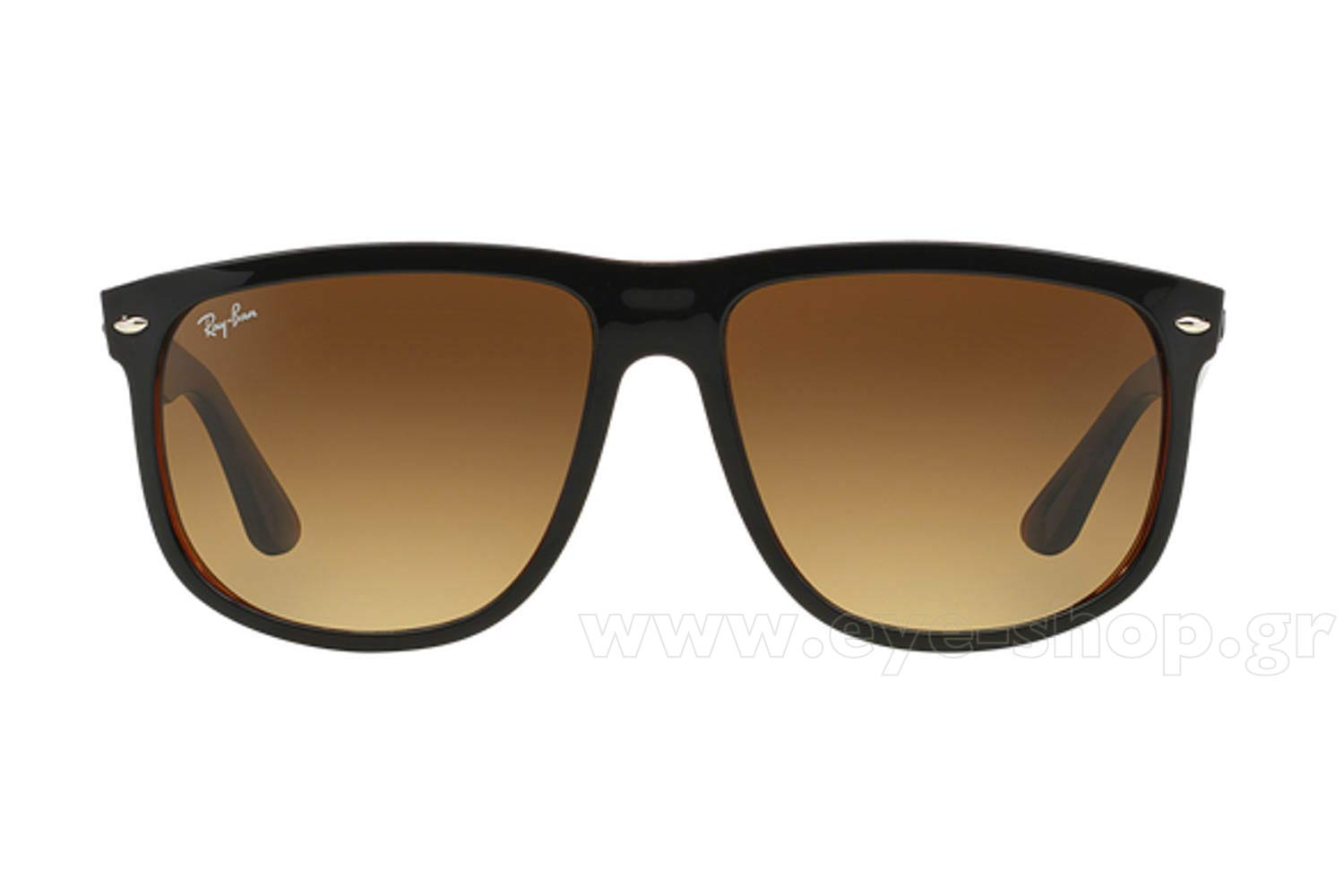 Frame Color Brown - Lenses Color brown gradient Ar coated. Rayban model  4147 color 609585 1713d71618