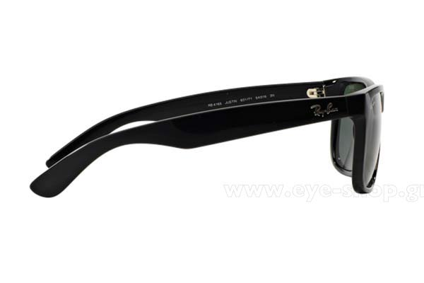 Rayban model Justin 4165 color 601/71