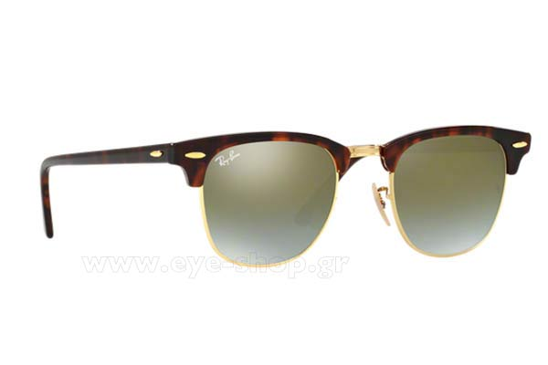 Sunglasses Rayban 3016 Clubmaster 990/9J