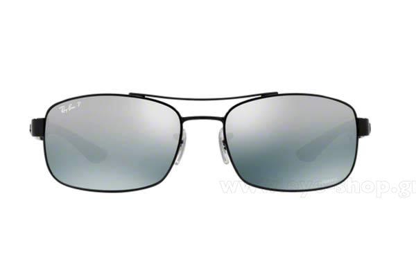 42348fdbfd Frame Color Black - Lenses Color BlUue mirror grey gradient polarized  chromance