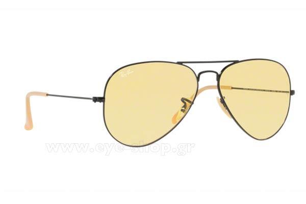 464a974dd6 Sunglasses Rayban 3025 Aviator 90664A Ambermatic Photochromic Evolve