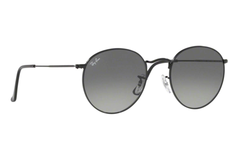 fca7c75b527a5 ... top quality sunglasses rayban 3447n round metal 002 71 6ec32 151b4