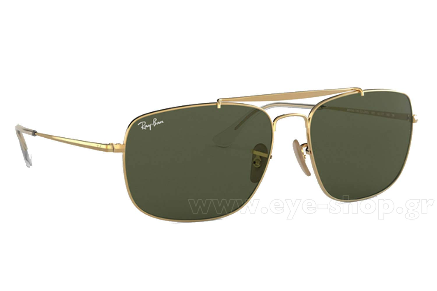 c65be1bd48 SUNGLASSES Rayban 3560 THE COLONEL 001
