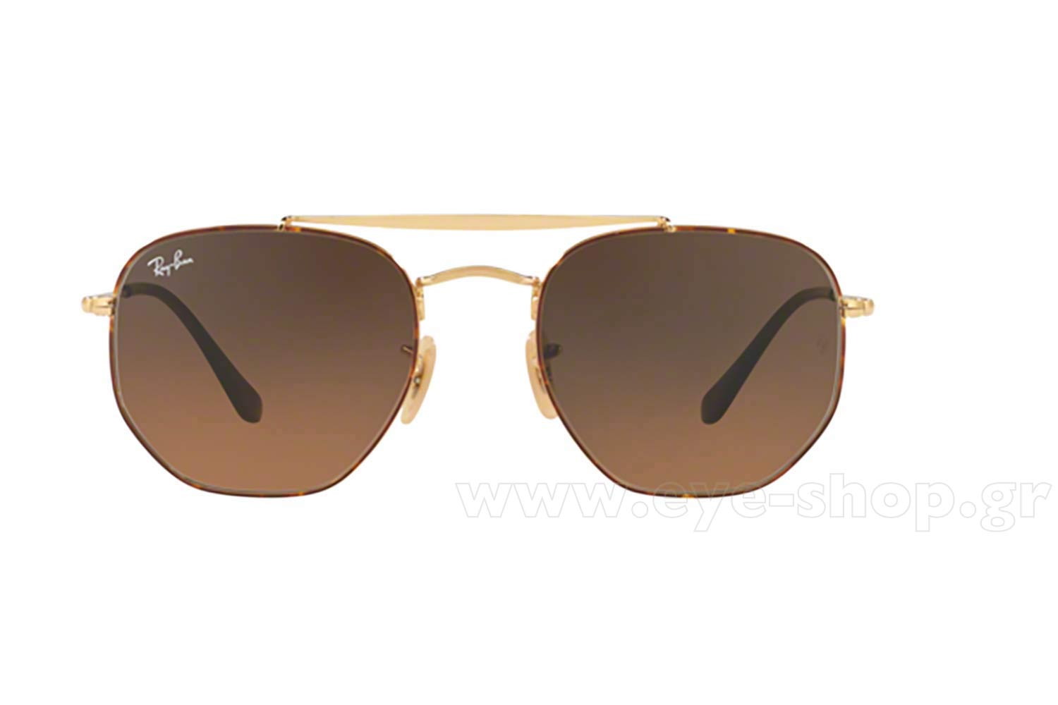 47074caf17a Men Sunglasses Rayban 3648 THE MARSHAL 910443 - size 54