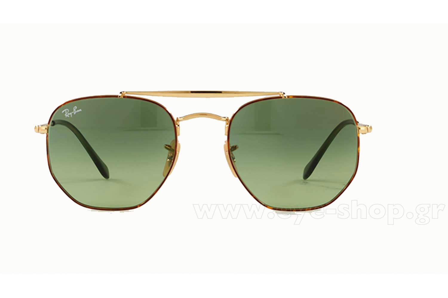 1c69a3e847 RAYBAN 3648 THE MARSHAL 91034M 54