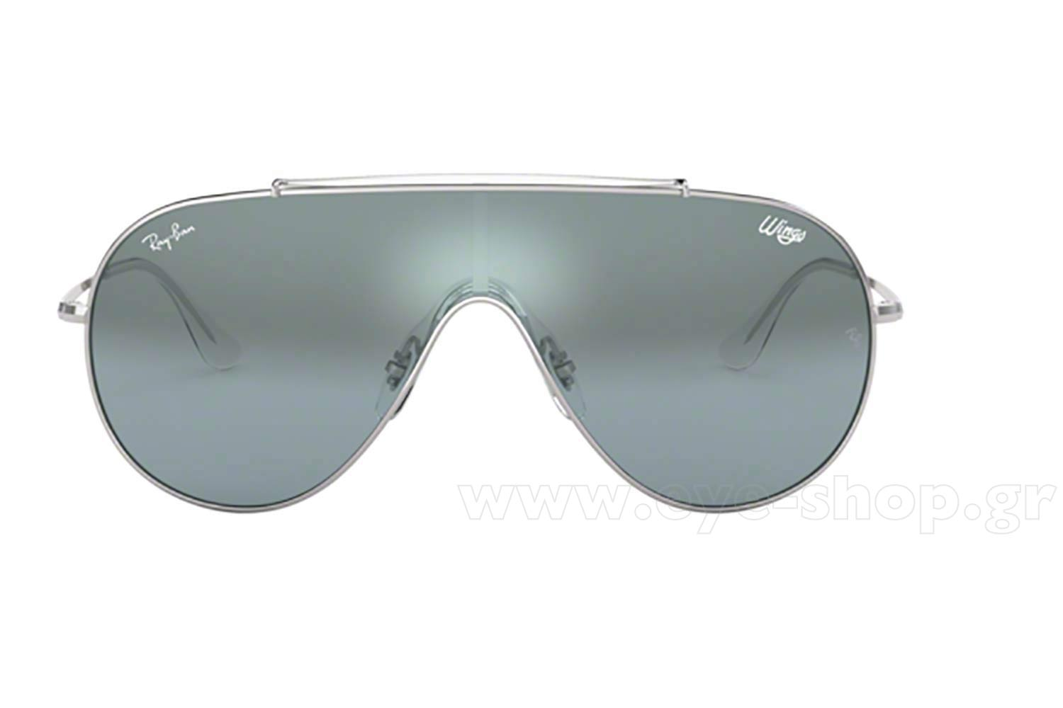 ba871bb2de37 RAYBAN 3597 WINGS 003/Y0 33 | SUNGLASSES Unisex 2019 EyeShop