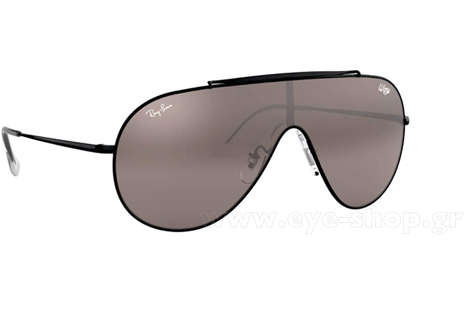 f96005c8fdb3 RAYBAN 3597 WINGS 9168Y3 33 | SUNGLASSES Men 2019 EyeShop