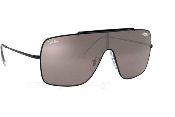 Sunglasses Rayban 3697 Wings 9168Y3