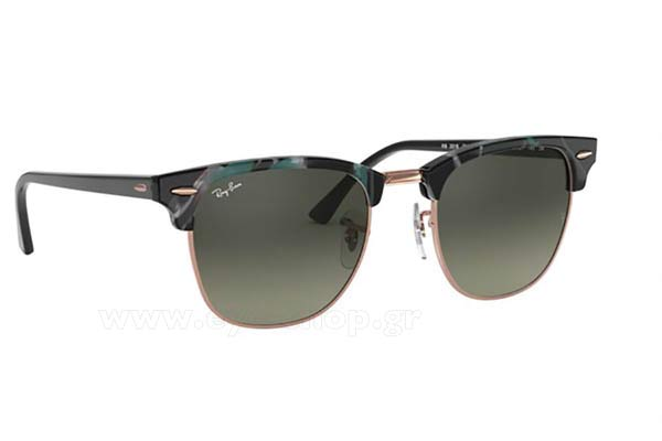 Sunglasses Rayban 3016 Clubmaster 125571