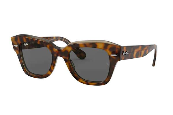 Rayban model 2186 State Street color 1292B1