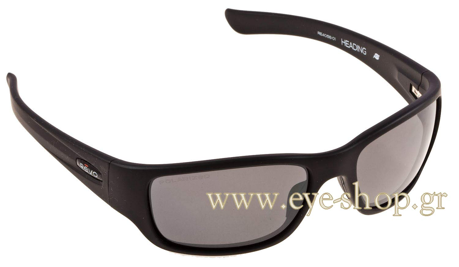 df06f0f30dd SUNGLASSES Revo Heading 4058 405801 Polarized