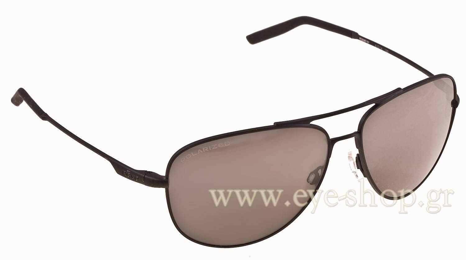 78e61cd8a05 Revo Windspeed Re 3087 Polarized Aviator Sunglasses