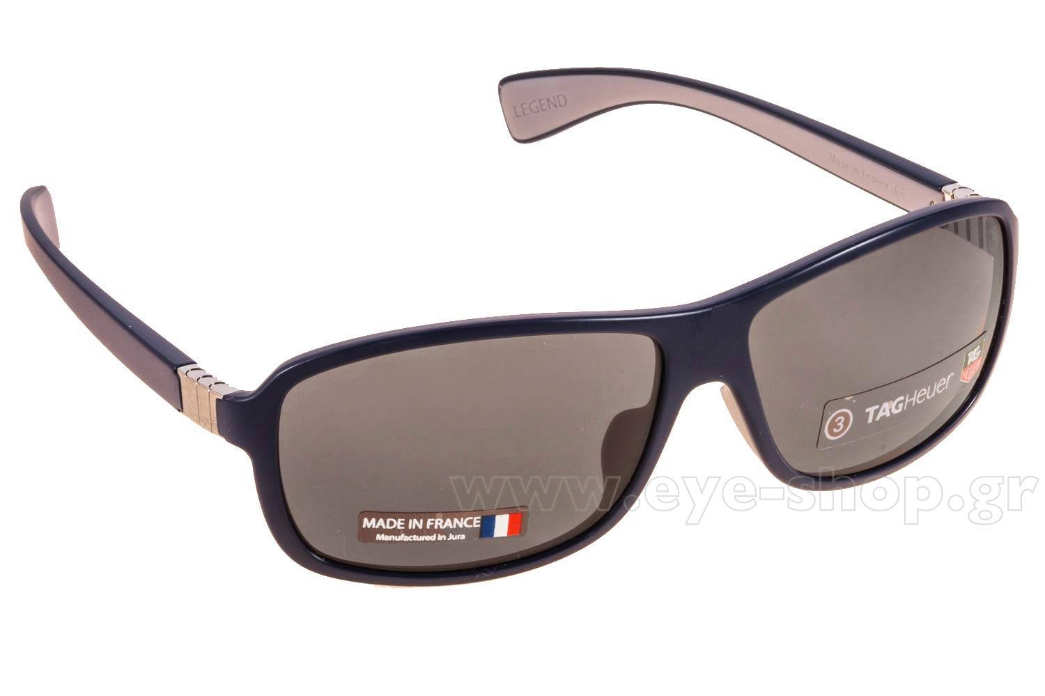 SUNGLASSES TAG HEUER 9302 104 63Ø Men 2017