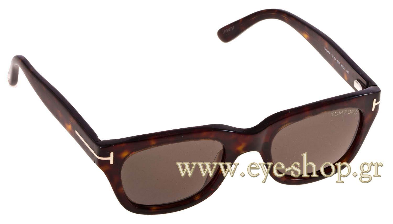 tom ford snowdon tf 237 52n 50 sunglasses unisex eyeshop. Black Bedroom Furniture Sets. Home Design Ideas