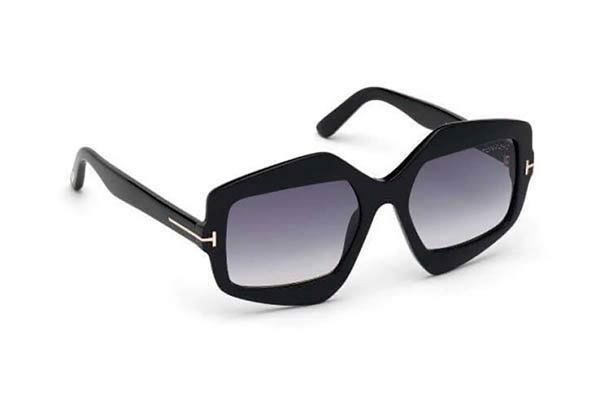 Tom Ford model FT0789 TATE-02 color 01B