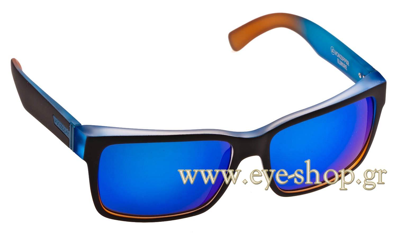 bb444de3ab SUNGLASSES Von Zipper Elmore VZSU79 BBB 9077 Blue Orange astro chrome
