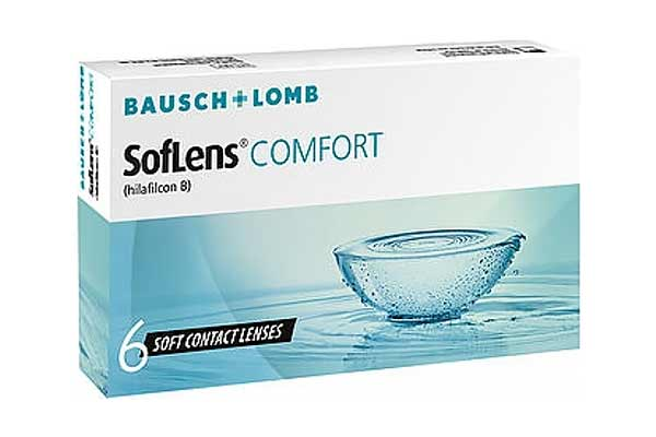 Monthly Contact Lenses price only  19.82 €