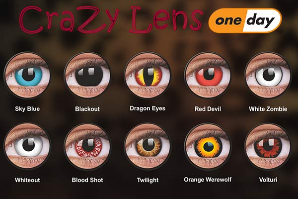 6db5975bd3e CONTACT LENSES Colourvue ColourVue Crazy Lens RX Coloured Eye-Shop