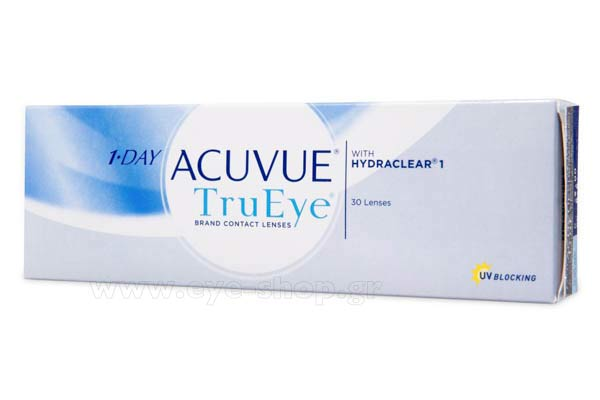 Daily contact lenses price only  29.9 €