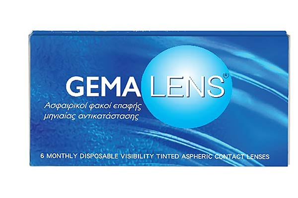 Monthly Contact Lenses price only  22.5 €