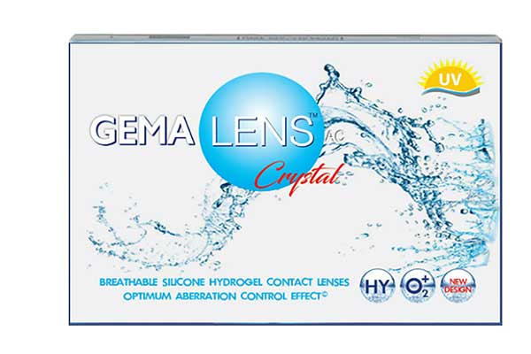 Monthly Contact Lenses price only  21.5 €