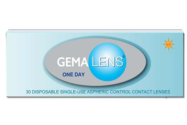 Daily contact lenses price only  20.9 €
