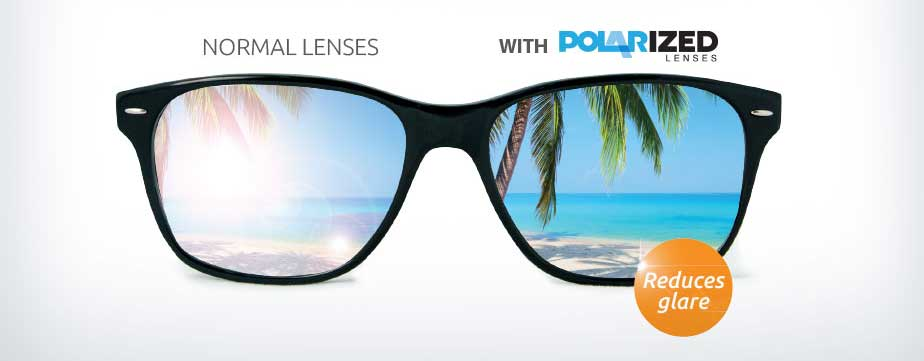 Polarized sunglasses - what they actually do