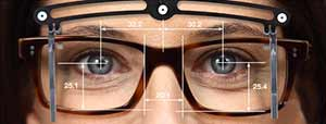 Eye Exams for progressive lenses